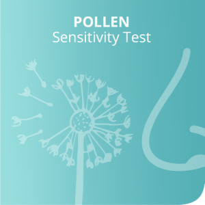 Pollen sensitivity test