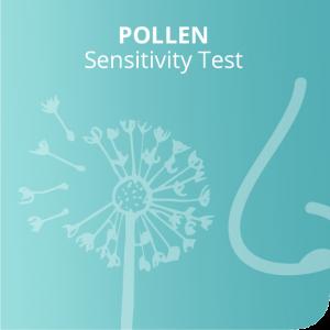 Pollen sensitivity test