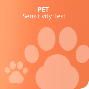 Pet sensitivity test