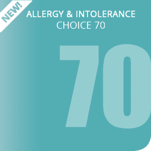 Allergy & Intolerance Choice 70