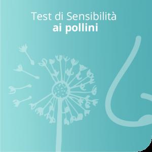 Test di Sensibilità ai pollini