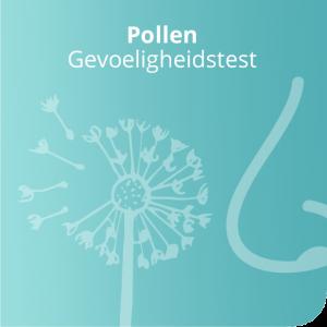 Pollen Gevoeligheidstest