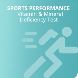Sports Performance Vitamin & Mineral Deficiency